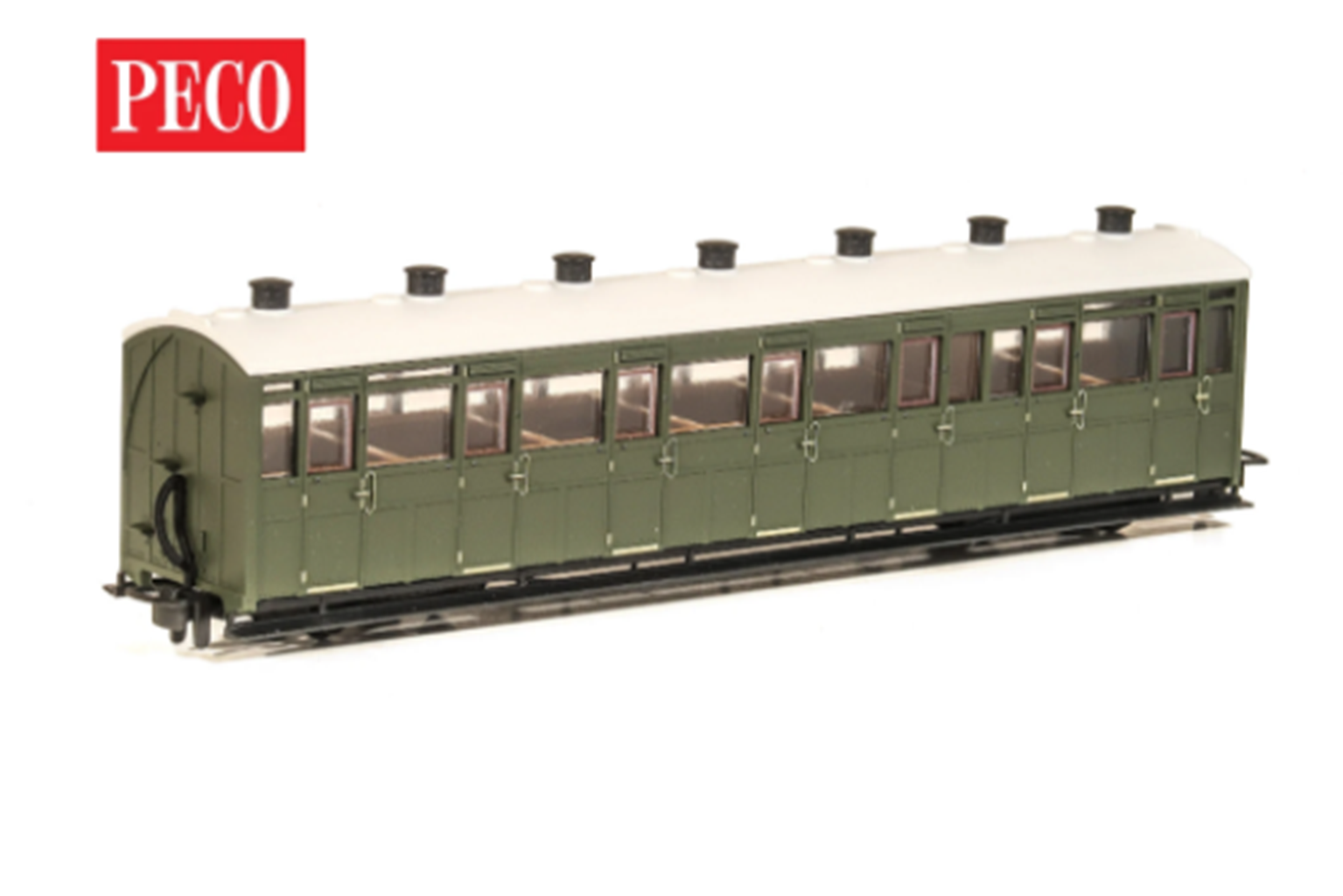 All Third Coach Unlettered Green