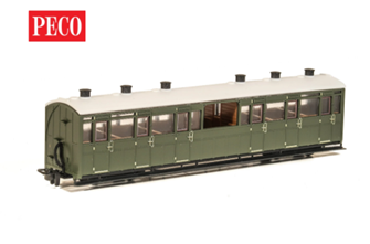 Observation Coach Unlettered Green