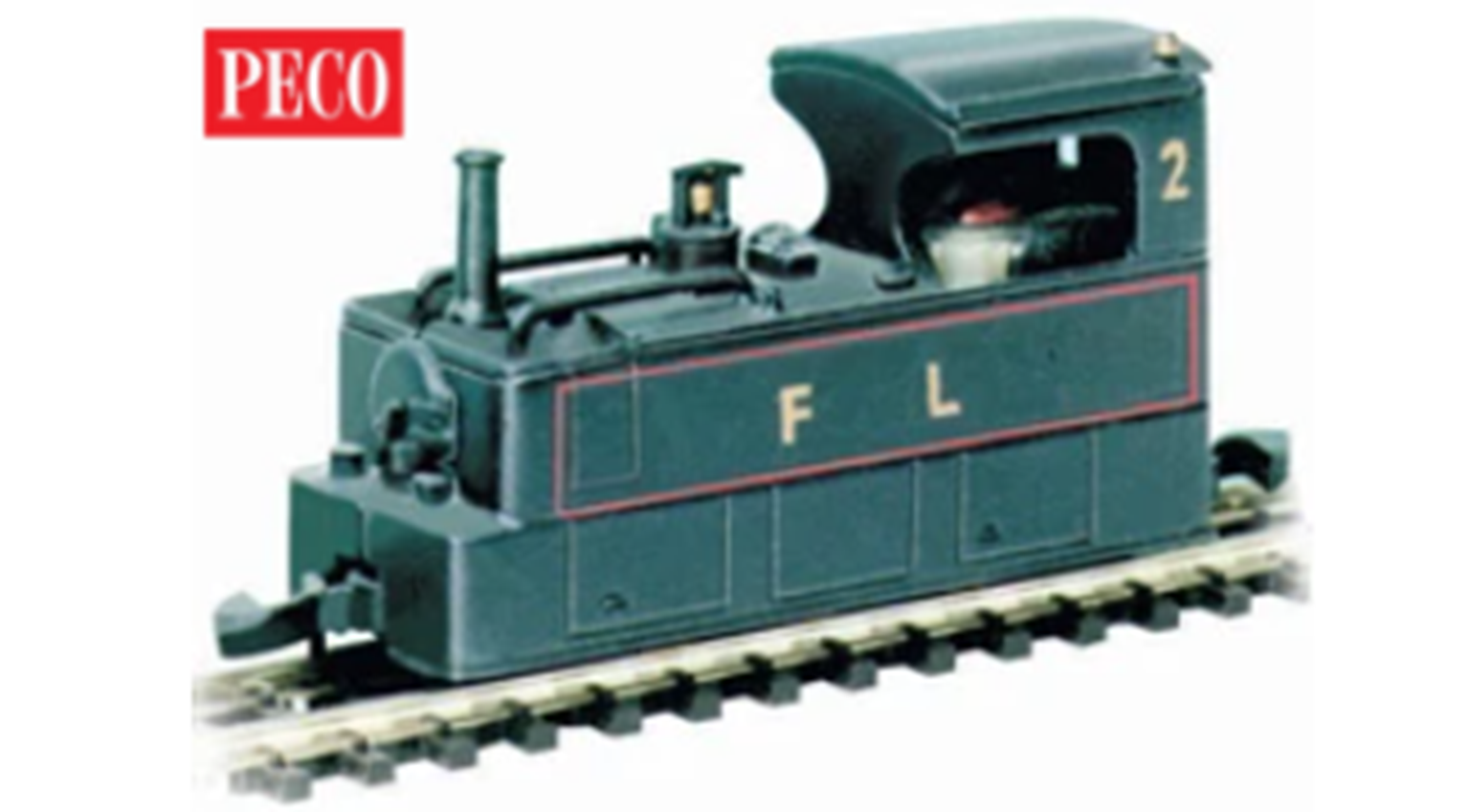 0-6-0 Tram Locomotive Body