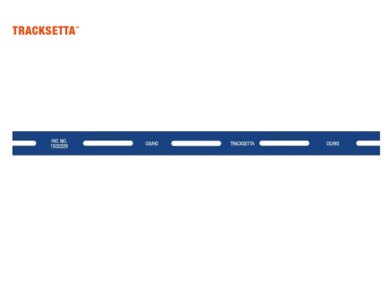 OO/HO Straight Template 254mm (10in) Long Tracksetta