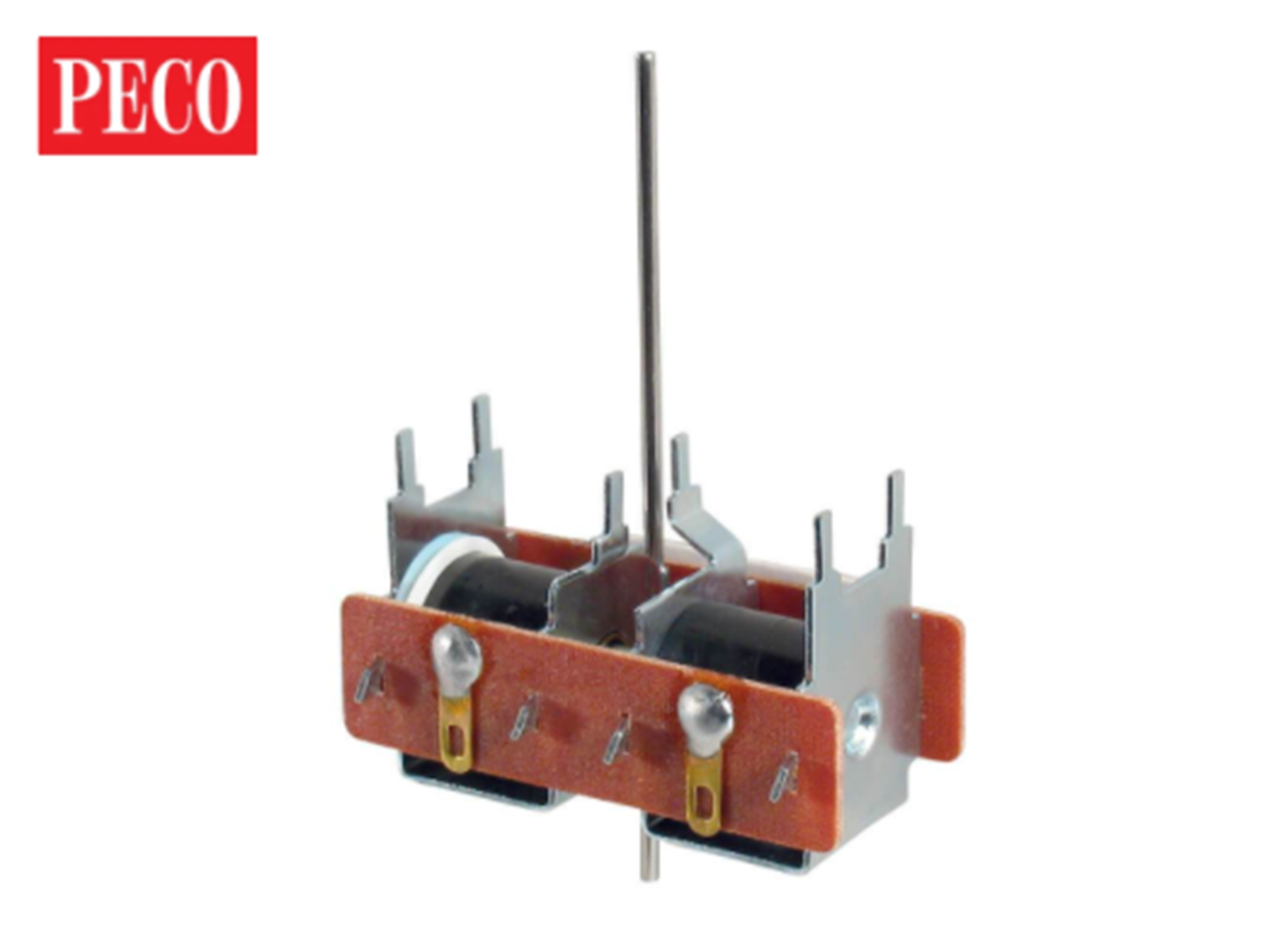 PL10E Point Motor with Extended Pin