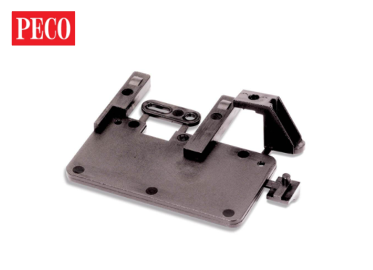 Mount plate for G-45 turnouts PL8