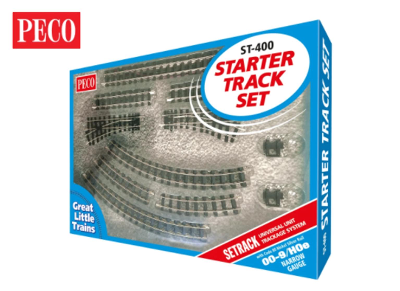OO-9/HOe Starter Track Set