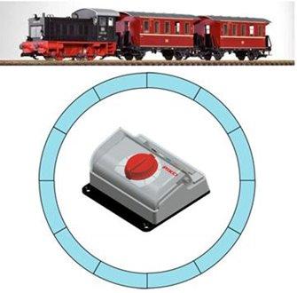 DB V20 Diesel Passenger Starter Set III (Sound)