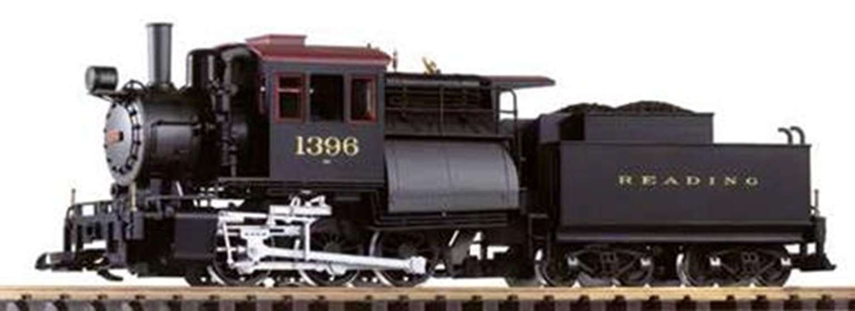 RDG 0-6-0 Steam Loco w/Camelback Tender (DCC-Sound/Smoke)