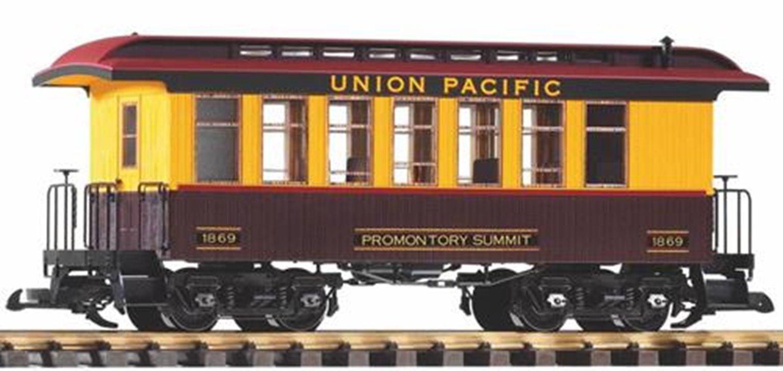 Union Pacific Wood Coach