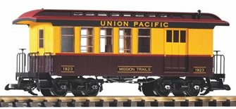 Union Pacific Wood Combine