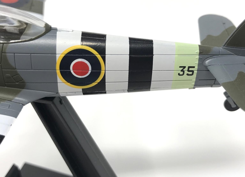Typhoon Mk IB R.A.F. D Day Bachmann Exclusive