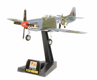 P-51D Mustang KH774 R.A.F. D-Day Bachmann Exclusive