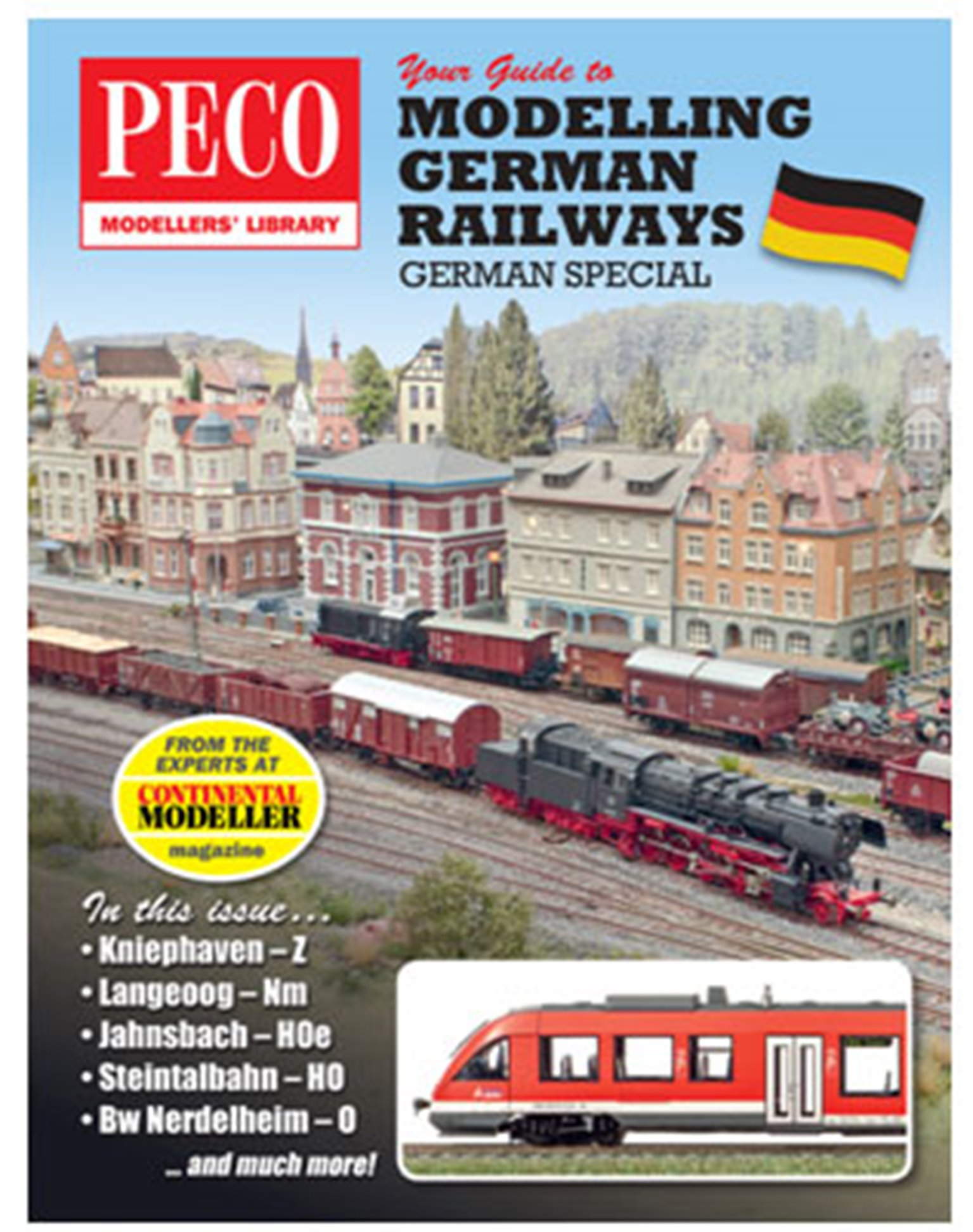 Your Guide to Modelling German Railways