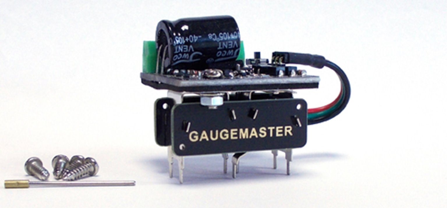 Classic Solenoid Point Motor (DCC-Fitted)