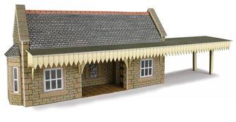 Wayside Station Shelter