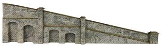 Metcalfe Tapered Retaining Walls (Stone)