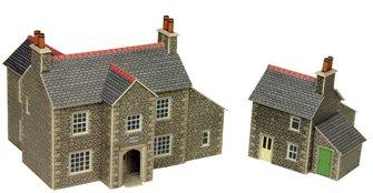 Manor Farm Building Kit