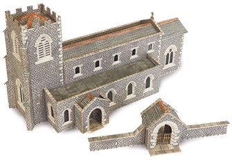 Parish Church Card Kit