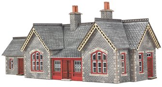 Settle Carlisle Station Car Kit