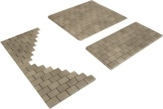 Self Adhesive Paving