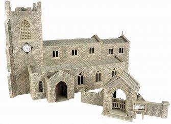 Parish Church Building Kit