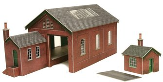 Goods Shed Building Kit