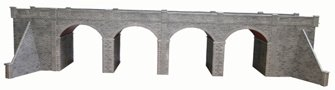 Double Track Stone Viaduct Kit