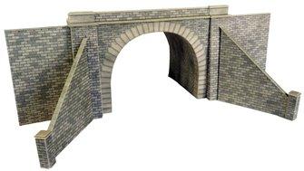 00 Double Track Tunnel Entrances Kit