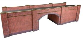 Metcalfe Railway Bridge - Brick Style OO/HO