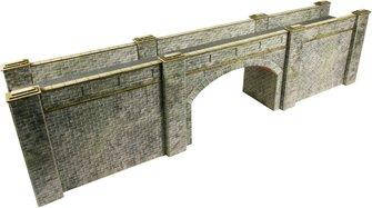 Metcalfe Railway Bridge - Stone Style OO/HO
