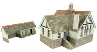 Village School Buildings Kit