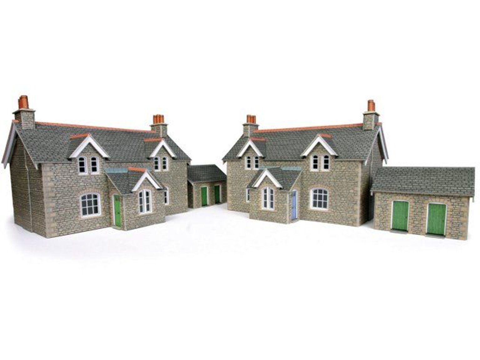 Railway Workers Cottages