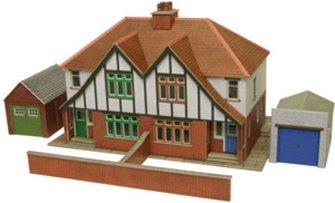 Semi-Detached houses Kit