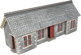 Settle & Carlisle Station Shelter Kit