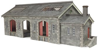 Settle/Carlisle Goods Shed