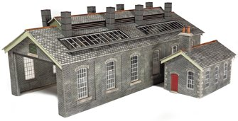 Settle/Carlisle Station Engine Shed