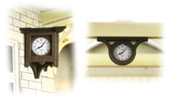 Station Clocks Kit