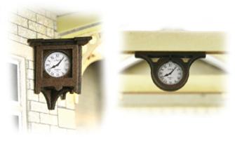 Station Clocks Kit