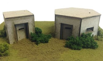 WWII Type 22 & Type 26 Pillbox