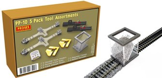 5 Pack Tool Assortments