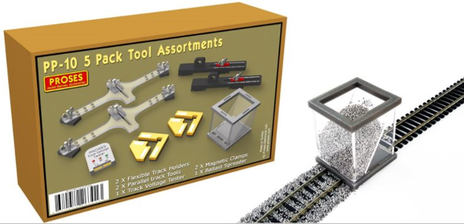 5 Pack Tool Assortments
