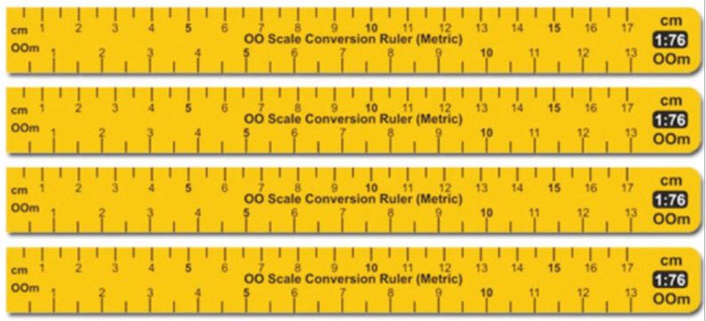 Conversion Ruler (Metric)