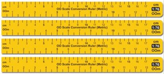 Conversion Ruler (Metric)