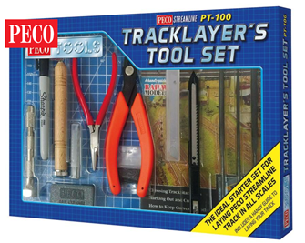 Tracklayer's Tool Set