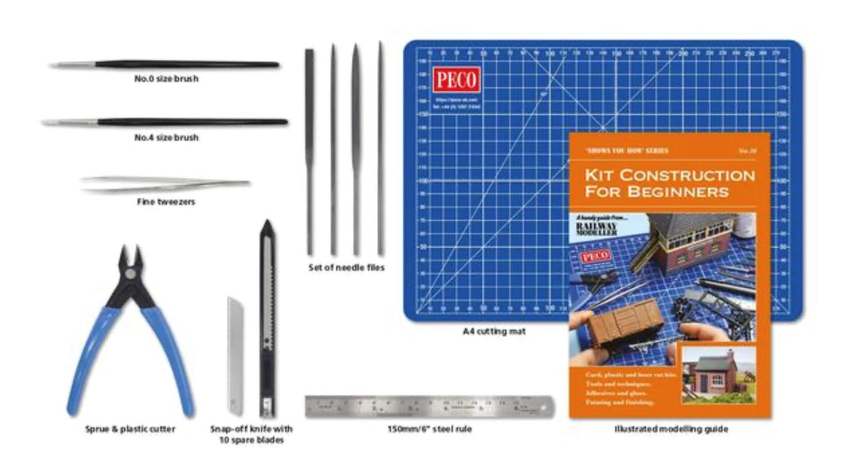 Kitbuilder's Tool Set