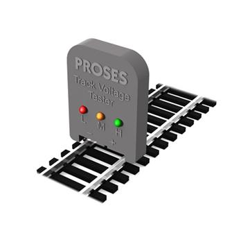 Track Voltage Tester