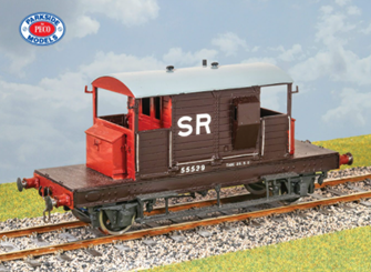 Southern Railway 25 Ton Goods Brake Van