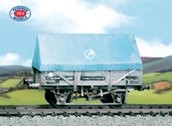 BR China 'Clayhood' Wagon (M/W)
