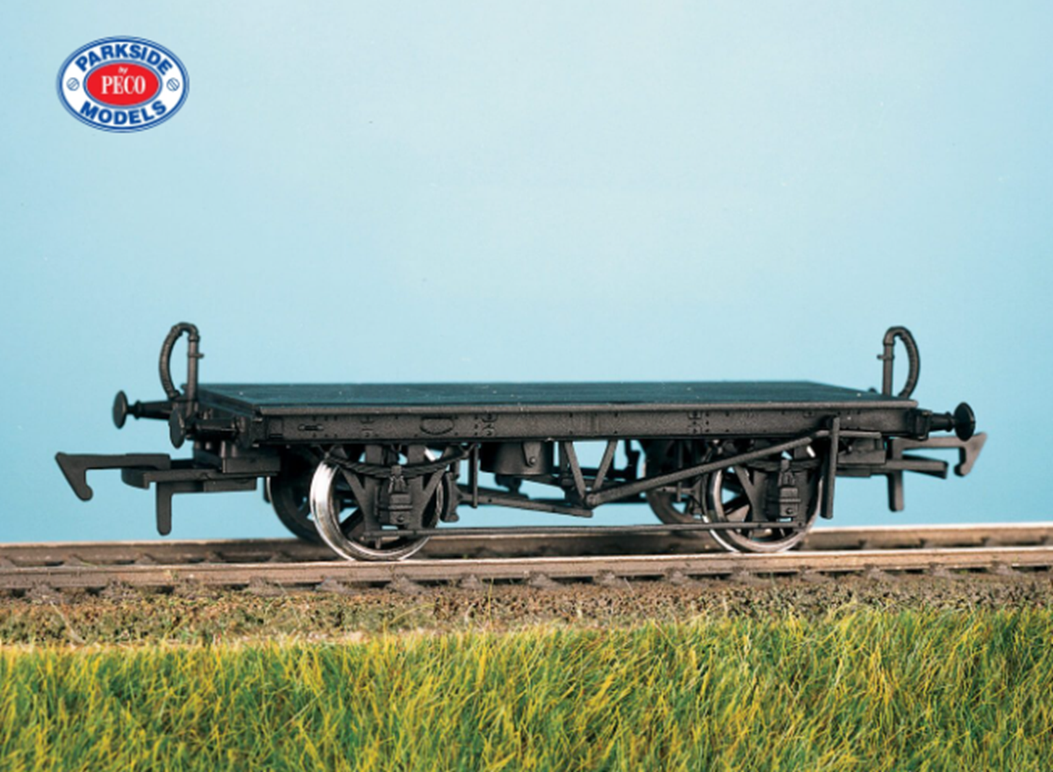 560 10ft Wheelbase Wagon Underframe, RCH Fitted