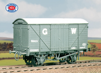 GWR Motor Car Van 'MOGO' (M/W) Wagon Kit