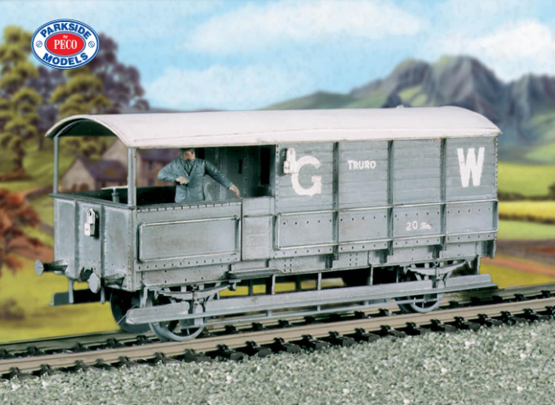 569 GWR Brake Van 20 ton Toad (M/W)