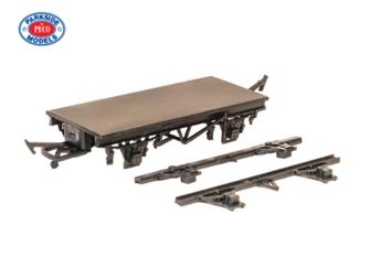 BR/LMS 10' Vacuum Underframe Kit