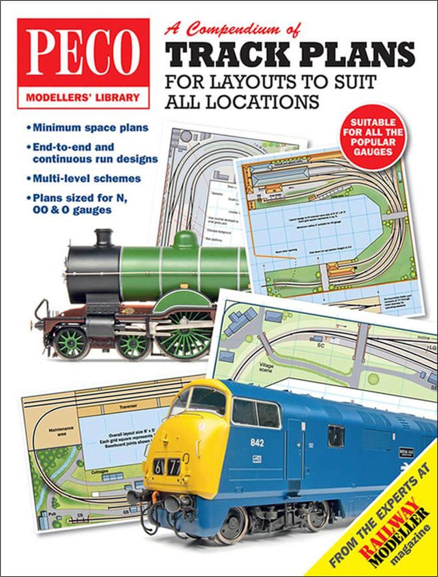PM-202 A Compendium of track plans